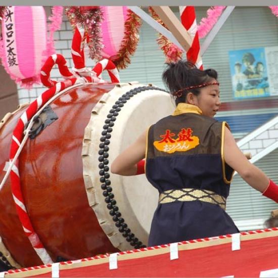 オロロン太鼓