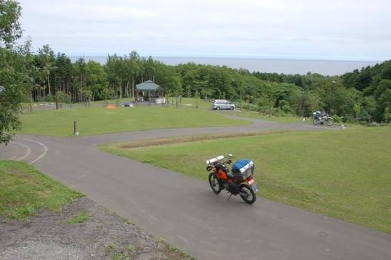 利尻島ファミリーキャンプ場ゆーに