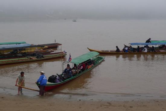 タイ〜ラオス国境